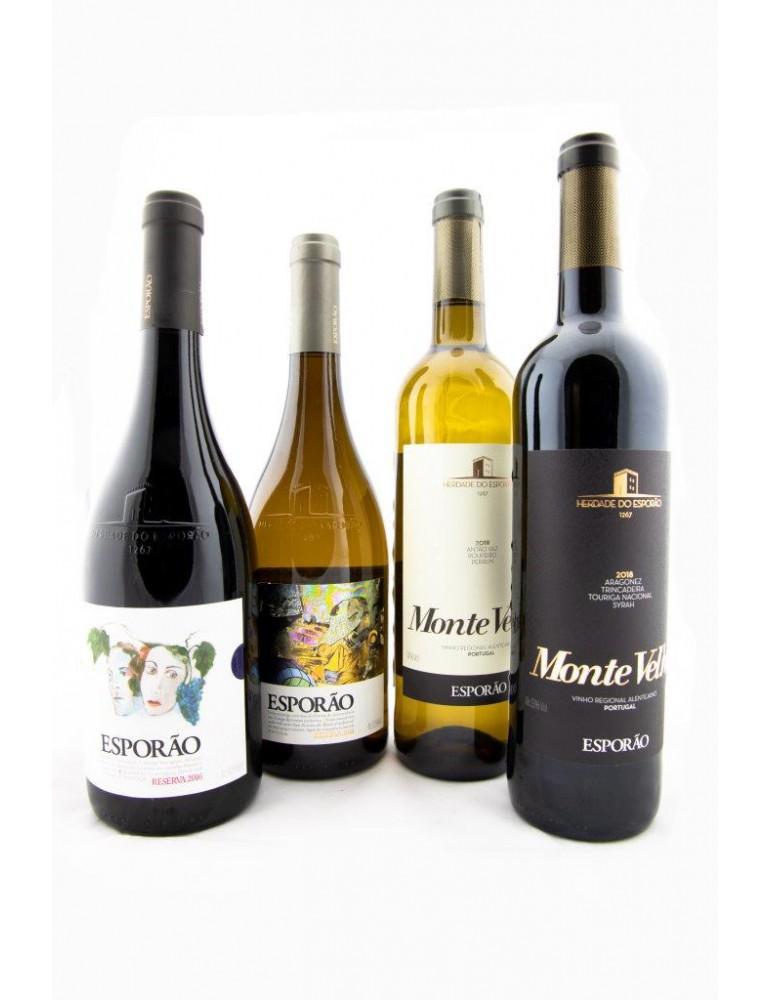 Wijnpakket Esporão Alentejo