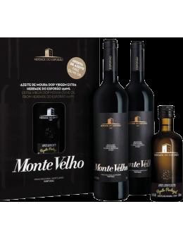 Esporão Monte Velho Tinto 2018 & olijfolie (in een giftpack)
